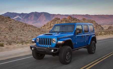 2021 Jeep Wrangler Rubicon 392 Wallpapers HD