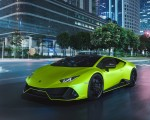 2021 Lamborghini Huracán EVO Fluo Capsule (Color: Green) Front Three-Quarter Wallpapers 150x120 (4)