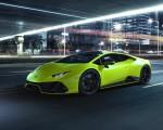2021 Lamborghini Huracán EVO Fluo Capsule Wallpapers HD