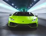 2021 Lamborghini Huracán EVO Fluo Capsule (Color: Green) Front Wallpapers 150x120 (2)