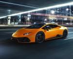 2021 Lamborghini Huracán EVO Fluo Capsule (Color: Orange) Front Three-Quarter Wallpapers 150x120 (17)