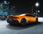 2021 Lamborghini Huracán EVO Fluo Capsule (Color: Orange) Rear Three-Quarter Wallpapers 150x120 (20)