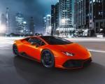 2021 Lamborghini Huracán EVO Fluo Capsule (Color: Red) Front Three-Quarter Wallpapers 150x120 (14)
