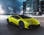 2021 Lamborghini Huracán EVO Fluo Capsule (Color: Yellow) Front Three-Quarter Wallpapers  150x120 (9)
