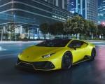 2021 Lamborghini Huracán EVO Fluo Capsule (Color: Yellow) Front Three-Quarter Wallpapers 150x120 (8)