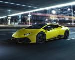 2021 Lamborghini Huracán EVO Fluo Capsule (Color: Yellow) Front Three-Quarter Wallpapers 150x120 (7)