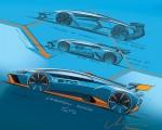2021 Lamborghini Huracán STO Design Sketch Wallpapers 150x120 (36)