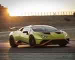 2021 Lamborghini Huracán STO Front Three-Quarter Wallpapers 150x120 (17)