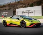 2021 Lamborghini Huracán STO Front Three-Quarter Wallpapers 150x120 (7)