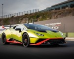 2021 Lamborghini Huracán STO Front Three-Quarter Wallpapers 150x120 (8)