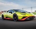 2021 Lamborghini Huracán STO Front Three-Quarter Wallpapers 150x120 (9)