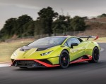 2021 Lamborghini Huracán STO Front Three-Quarter Wallpapers 150x120 (10)