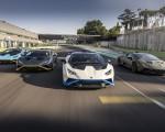 2021 Lamborghini Huracán STO Front Wallpapers 150x120 (46)