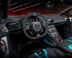 2021 Lamborghini Huracán STO Interior Cockpit Wallpapers 150x120 (30)