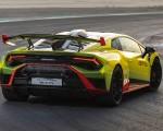 2021 Lamborghini Huracán STO Rear Three-Quarter Wallpapers 150x120 (18)