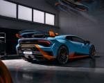 2021 Lamborghini Huracán STO Rear Three-Quarter Wallpapers 150x120 (12)