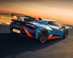 2021 Lamborghini Huracán STO Rear Three-Quarter Wallpapers 150x120 (3)