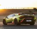 2021 Lamborghini Huracán STO Rear Three-Quarter Wallpapers 150x120 (19)