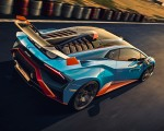 2021 Lamborghini Huracán STO Rear Three-Quarter Wallpapers 150x120 (5)