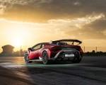 2021 Lamborghini Huracán STO Rear Three-Quarter Wallpapers 150x120 (30)