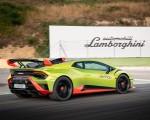 2021 Lamborghini Huracán STO Rear Three-Quarter Wallpapers 150x120 (11)