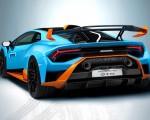 2021 Lamborghini Huracán STO Rear Wallpapers 150x120 (20)