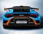 2021 Lamborghini Huracán STO Rear Wallpapers 150x120 (19)