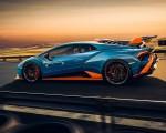 2021 Lamborghini Huracán STO Side Wallpapers 150x120 (6)