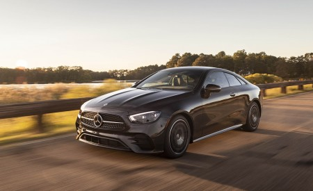 2021 Mercedes-Benz E Coupe Wallpapers HD