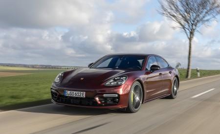2021 Porsche Panamera 4 E-Hybrid Wallpapers HD