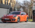 2021 Porsche Panamera 4 E-Hybrid Sport Turismo (Color: Papaya Metallic) Charging Wallpapers 150x120 (28)
