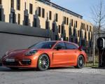 2021 Porsche Panamera 4 E-Hybrid Sport Turismo (Color: Papaya Metallic) Charging Wallpapers 150x120 (27)