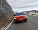 2021 Porsche Panamera 4 E-Hybrid Sport Turismo (Color: Papaya Metallic) Front Wallpapers 150x120 (2)