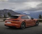 2021 Porsche Panamera 4 E-Hybrid Sport Turismo (Color: Papaya Metallic) Rear Three-Quarter Wallpapers 150x120 (24)