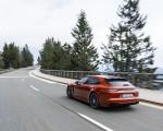 2021 Porsche Panamera 4 E-Hybrid Sport Turismo (Color: Papaya Metallic) Rear Three-Quarter Wallpapers 150x120 (11)