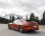 2021 Porsche Panamera 4 E-Hybrid Sport Turismo (Color: Papaya Metallic) Rear Three-Quarter Wallpapers 150x120 (12)