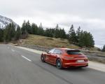 2021 Porsche Panamera 4 E-Hybrid Sport Turismo (Color: Papaya Metallic) Rear Three-Quarter Wallpapers 150x120 (14)