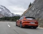 2021 Porsche Panamera 4 E-Hybrid Sport Turismo (Color: Papaya Metallic) Rear Wallpapers 150x120 (15)