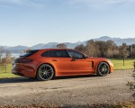 2021 Porsche Panamera 4 E-Hybrid Sport Turismo (Color: Papaya Metallic) Side Wallpapers 150x120 (26)