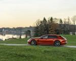 2021 Porsche Panamera 4 E-Hybrid Sport Turismo (Color: Papaya Metallic) Side Wallpapers 150x120 (25)