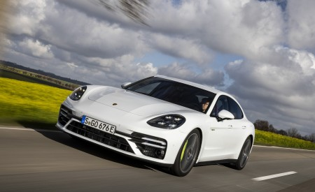 2021 Porsche Panamera Turbo S E-Hybrid Wallpapers & HD Images