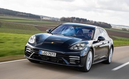 2021 Porsche Panamera Turbo S E-Hybrid Sport Turismo Wallpapers HD
