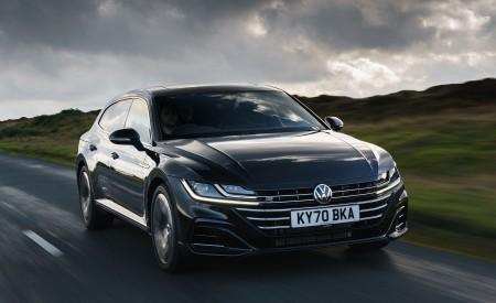 2021 Volkswagen Arteon Shooting Brake (UK-Spec) Wallpapers HD