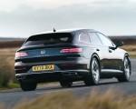 2021 Volkswagen Arteon Shooting Brake (UK-Spec) Rear Three-Quarter Wallpapers 150x120 (3)