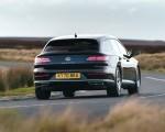 2021 Volkswagen Arteon Shooting Brake (UK-Spec) Rear Wallpapers 150x120 (9)