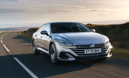 2021 Volkswagen Arteon (UK-Spec) Wallpapers HD