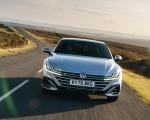 2021 Volkswagen Arteon (UK-Spec) Front Wallpapers 150x120 (2)
