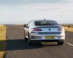 2021 Volkswagen Arteon (UK-Spec) Rear Wallpapers 150x120 (18)