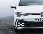 2021 Volkswagen Golf GTI (UK-Spec) Front Wallpapers 150x120 (45)