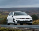 2021 Volkswagen Golf GTI (UK-Spec) Front Wallpapers 150x120 (17)